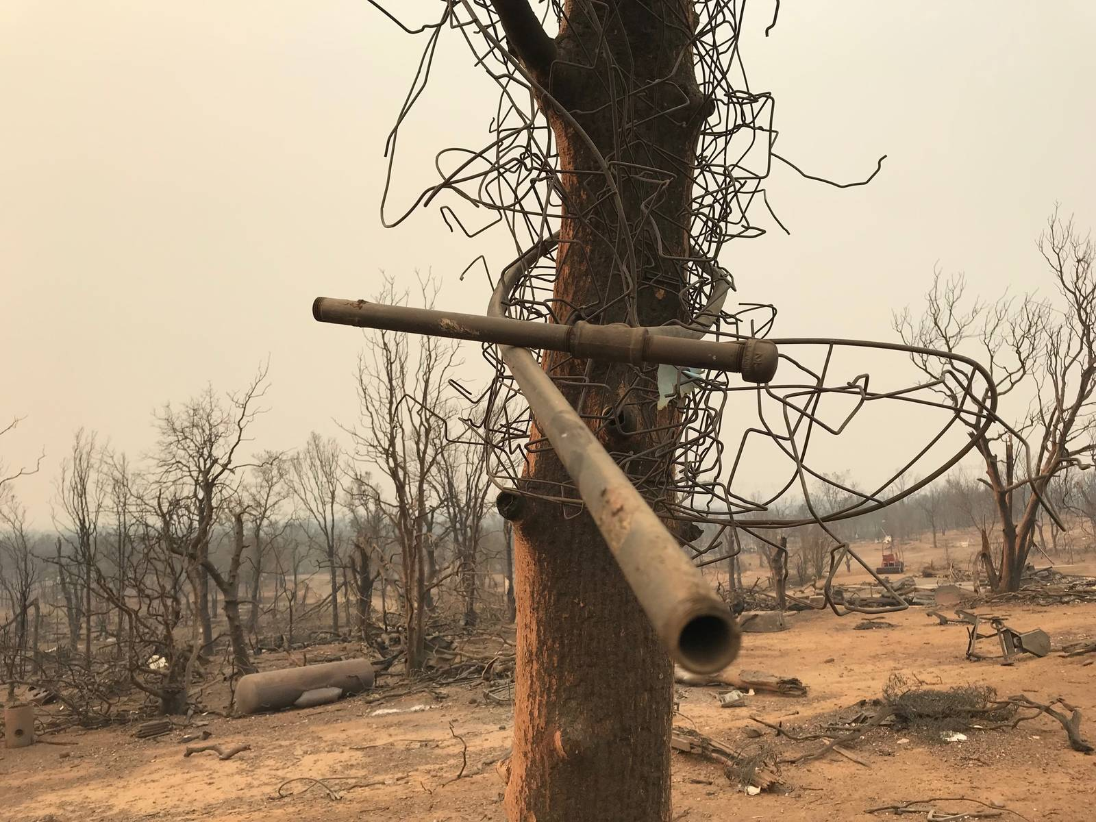 The Carr Fire Event